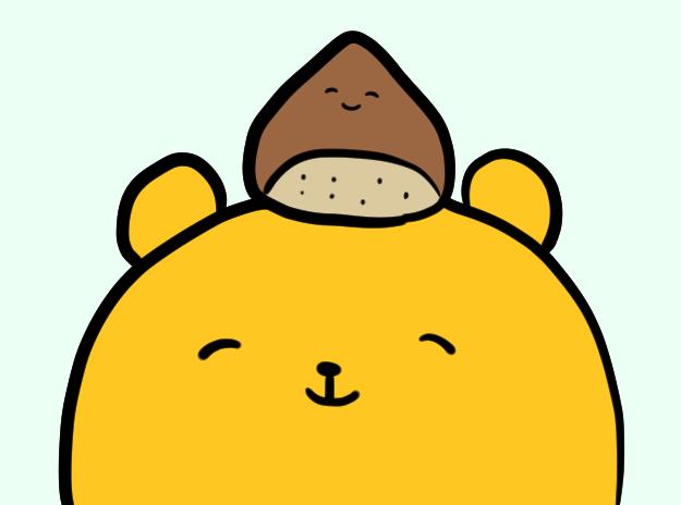 栗熊ひろよブログ