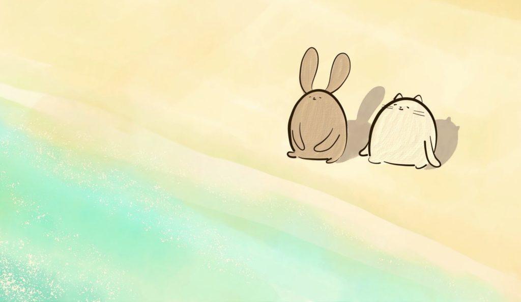Snail's Houseさんの曲が大好きなので描いた絵3