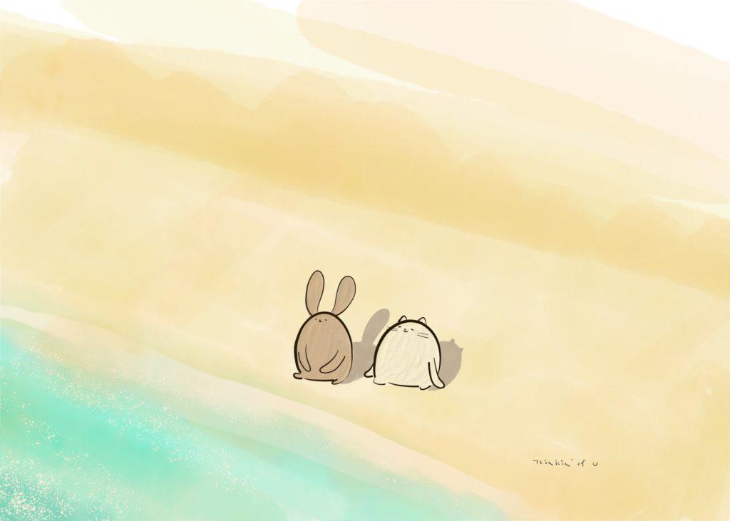 Snail's Houseさんの曲が大好きなので描いた絵