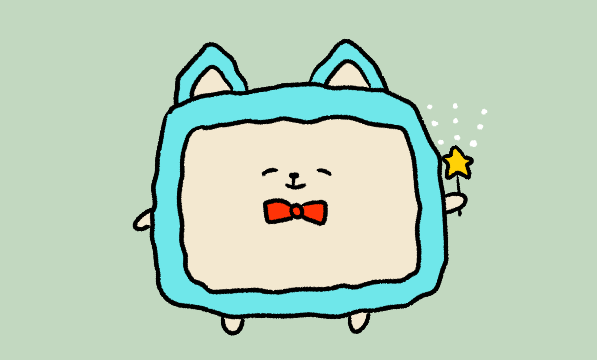 TV-cat